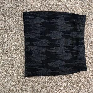 Forever21 Black Mini Skirt